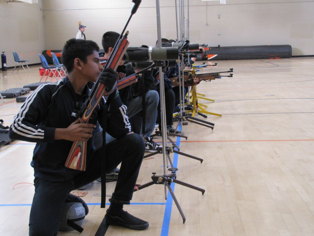 Air Rifle 2010