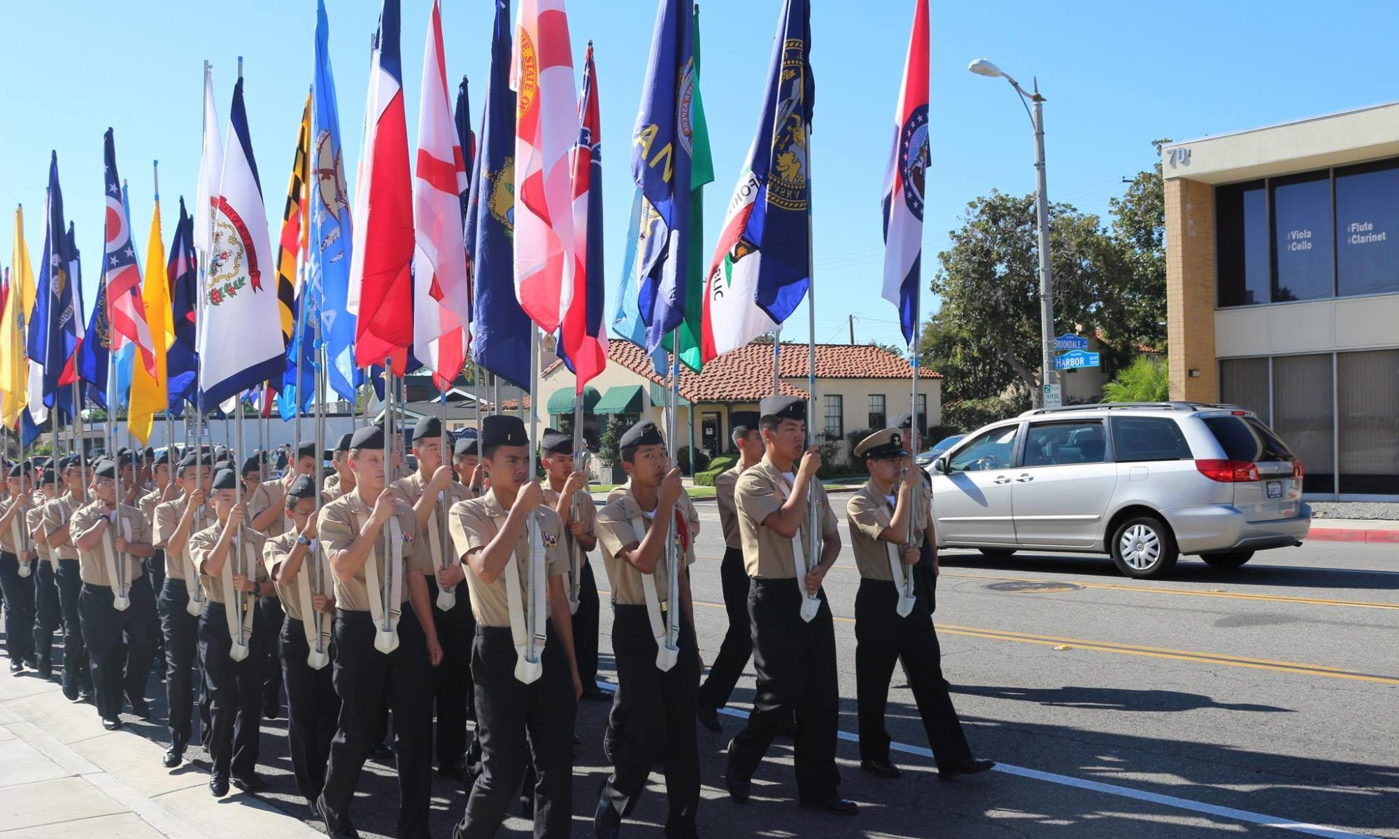 Troy High School  NJROTC